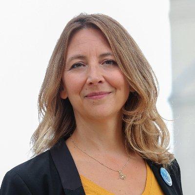 Sandra Regol, Secrétaire nationale adjointe d'Europe Ecologie - Les Verts